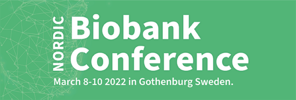 Nordic Biobank Conference - March 8-10 2022